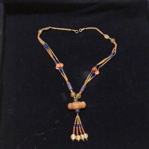 Jewelry - Handmade bided necklace